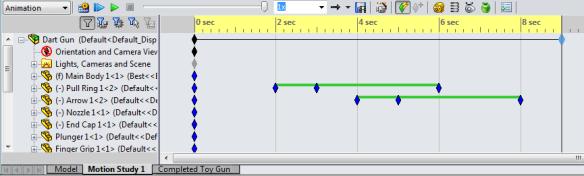 animation - timeline panel5
